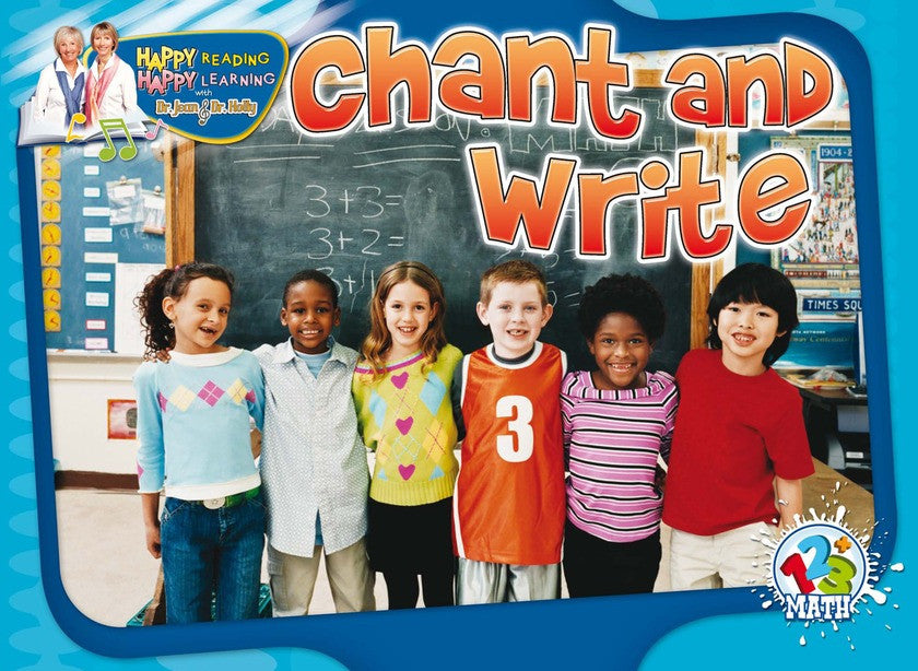 2010 - Chant and Write (eBook)
