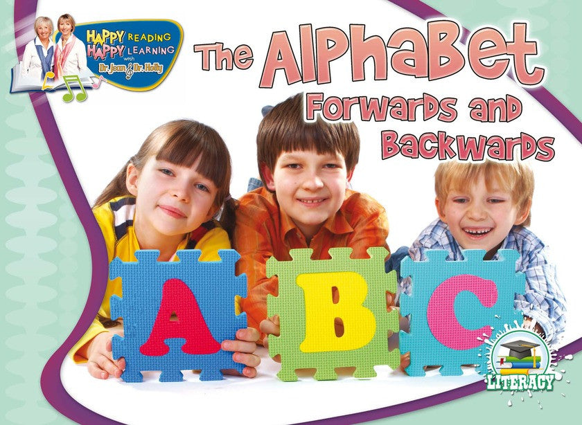 2010 - The Alphabet Forwards and Backwards (eBook)