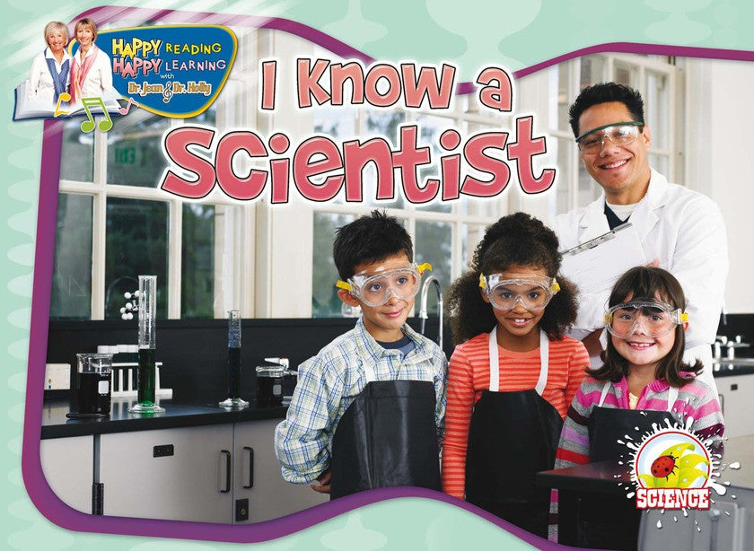 2010 - I Know A Scientist (eBook)