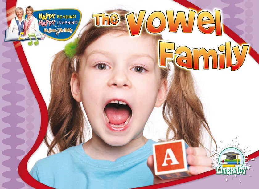 2010 - The Vowel Family (eBook)