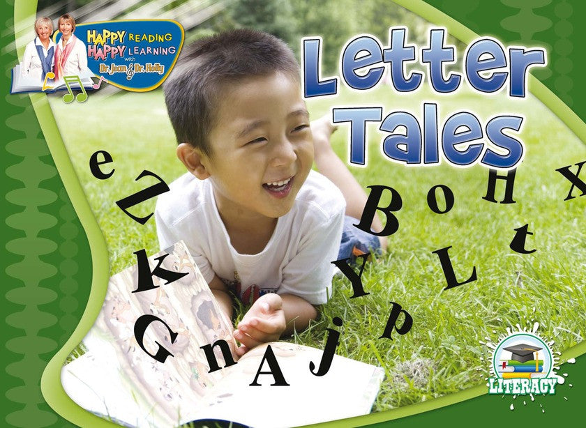 2010 - Letter Tales (eBook)