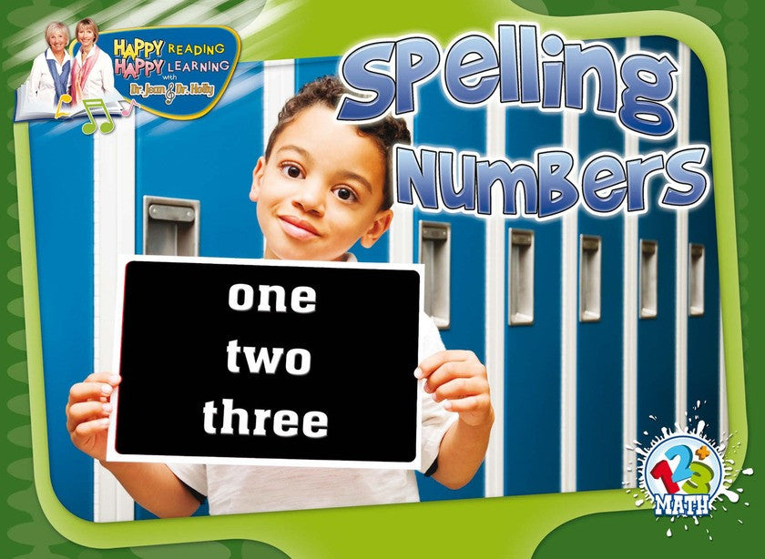 2010 - Spelling Numbers (eBook)