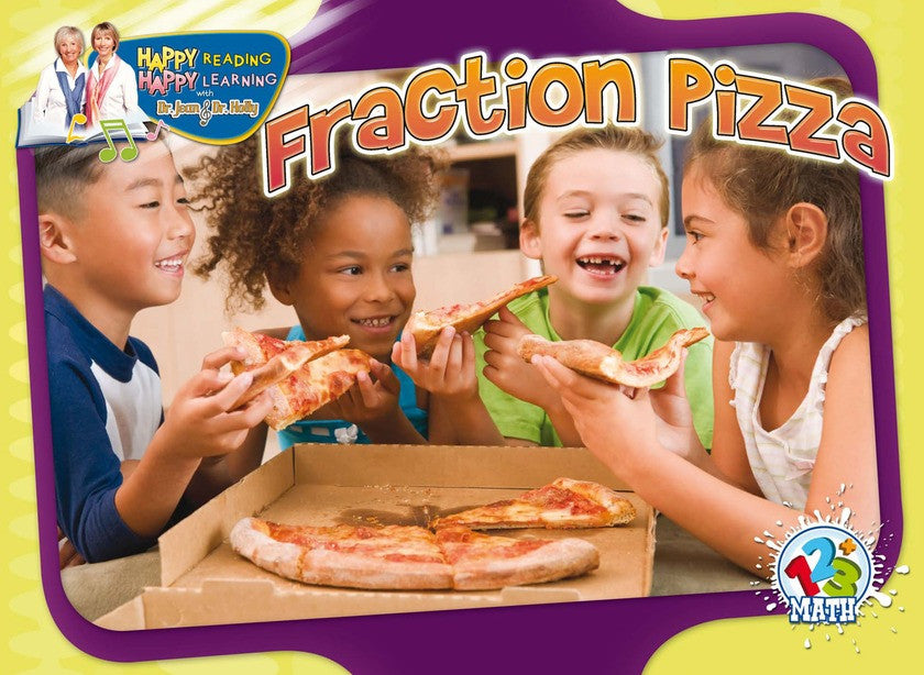 2010 - Fraction Pizza (eBook)