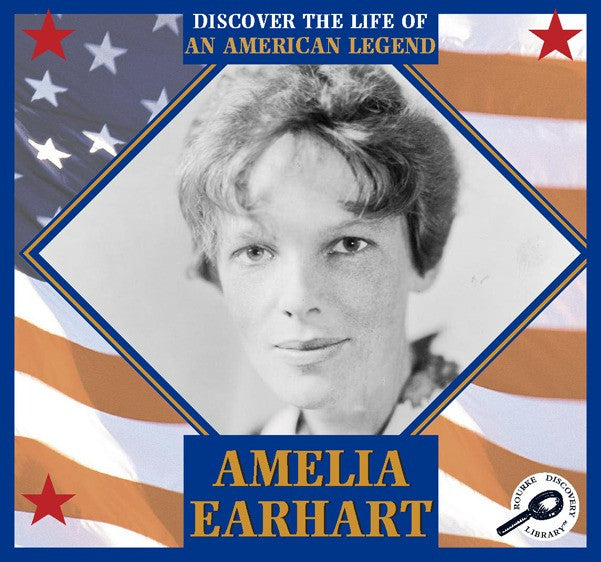 2003 - Amelia Earhart (eBook)