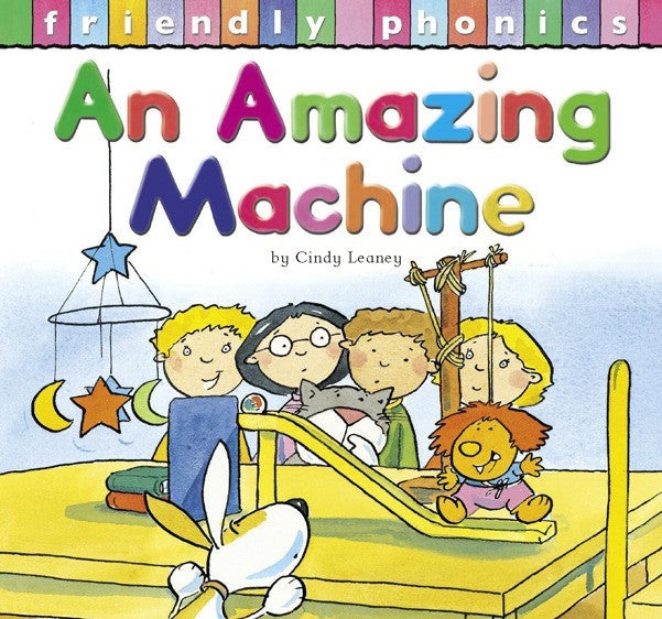 2004 - An Amazing Machine (eBook)