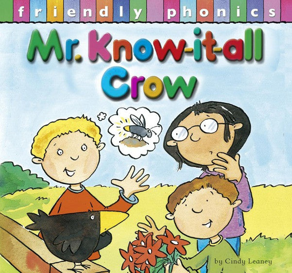2004 - Mr. Know-It-All Crow (eBook)