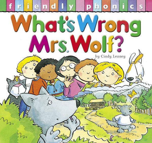 2004 - What's Wrong, Mrs. Wolf? (eBook)
