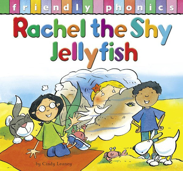 2004 - Rachel The Shy Jellyfish (eBook)