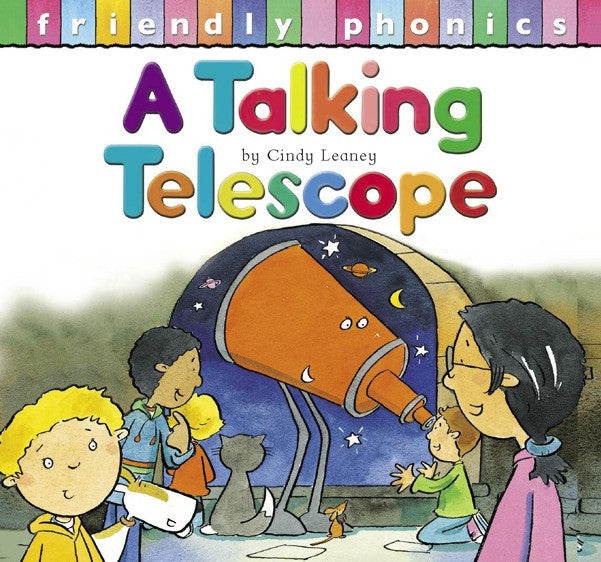 2004 - A Talking Telescope (eBook)
