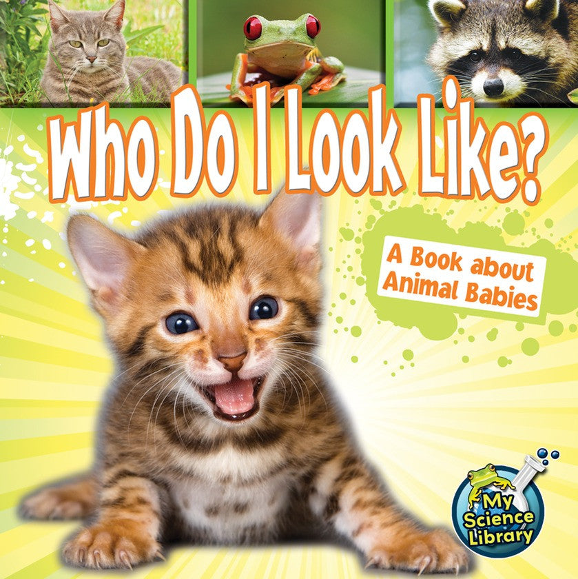 2012 - Who Do I Look Like? (Paperback)
