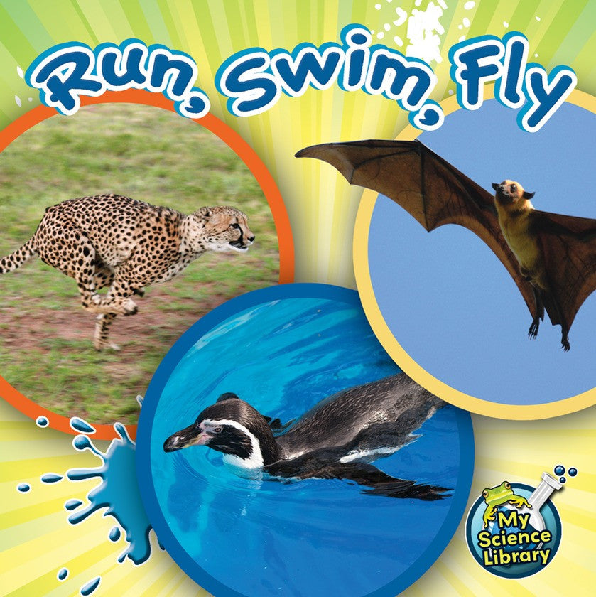 2012 - Run, Swim, Fly (Paperback)