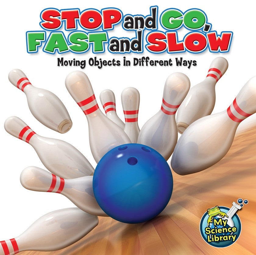 2012 - Stop and Go, Fast and Slow (Paperback)