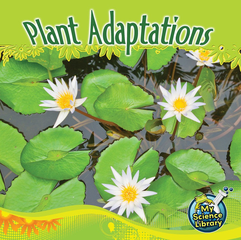 2012 - Plant Adaptations (Paperback)