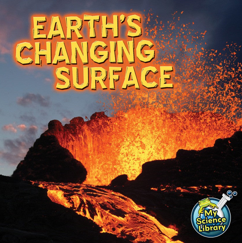 2012 - Earth's Changing Surface (Paperback)