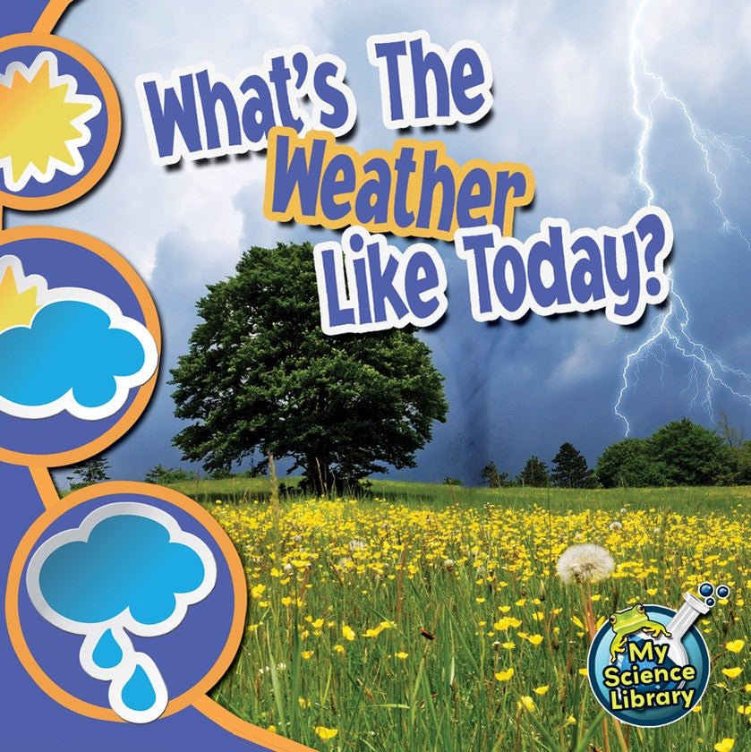 2012 - What's The Weather Like Today? (Hardback)