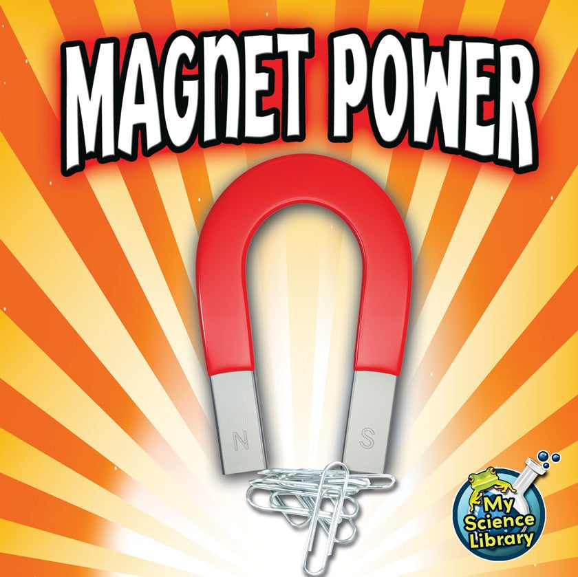 2012 - Magnet Power (Paperback)
