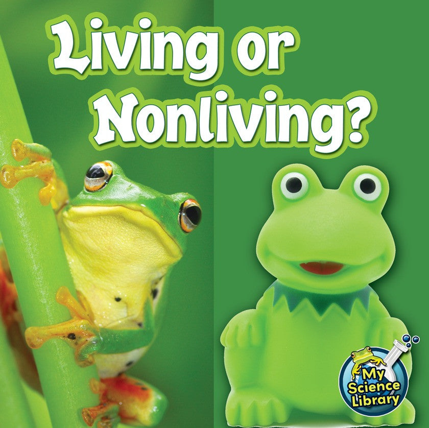 2012 - Living Or Nonliving? (eBook)