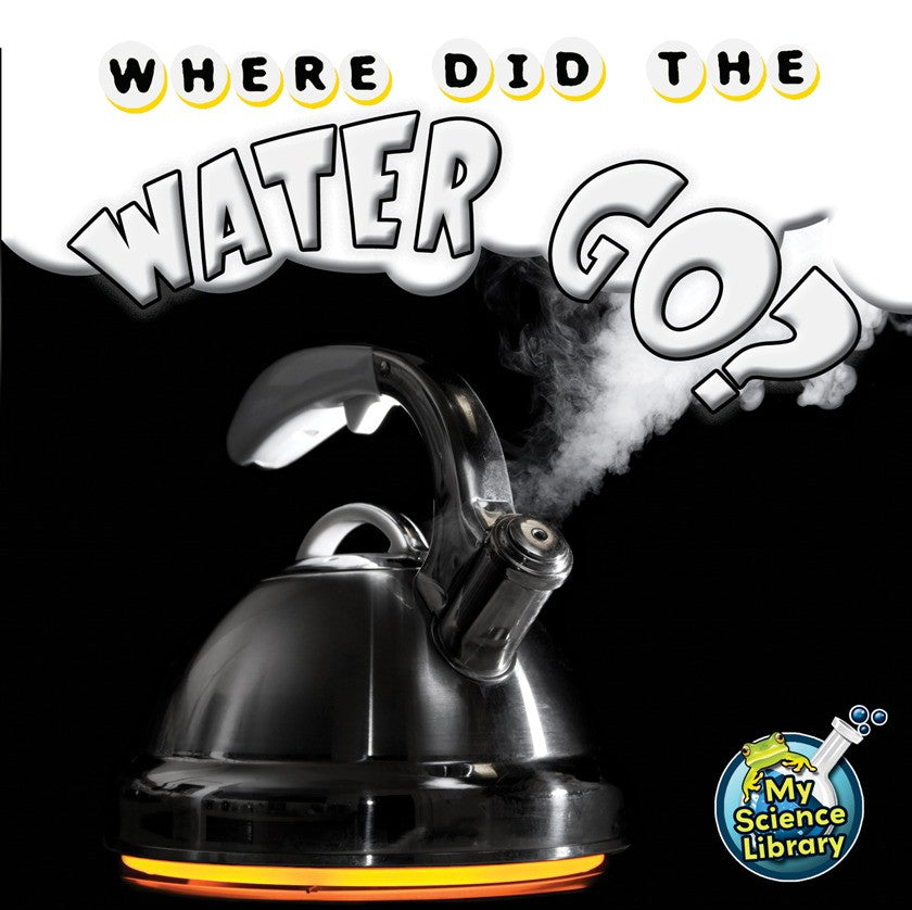 2012 - Where Did The Water Go? (eBook)