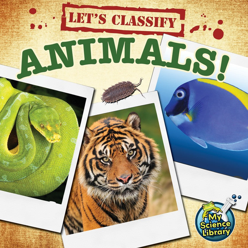 2012 - Let's Classify Animals! (Paperback)