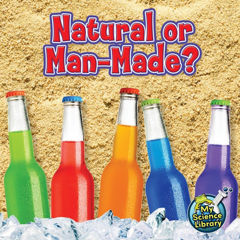 2012 - Natural Or Man-Made? (Paperback)