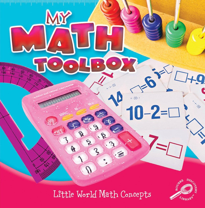 2012 - My Math Toolbox (Paperback)