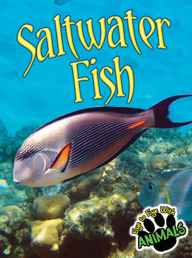 2012 - Saltwater Fish (eBook)