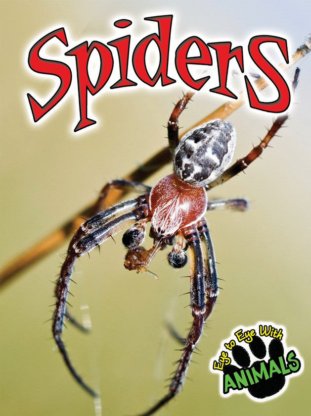 2012 - Spiders (eBook)
