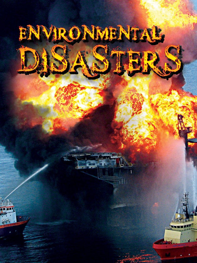 2012 - Environmental Disasters (eBook)
