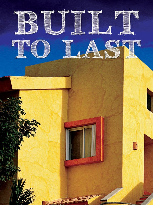 2012 - Built To Last (eBook)