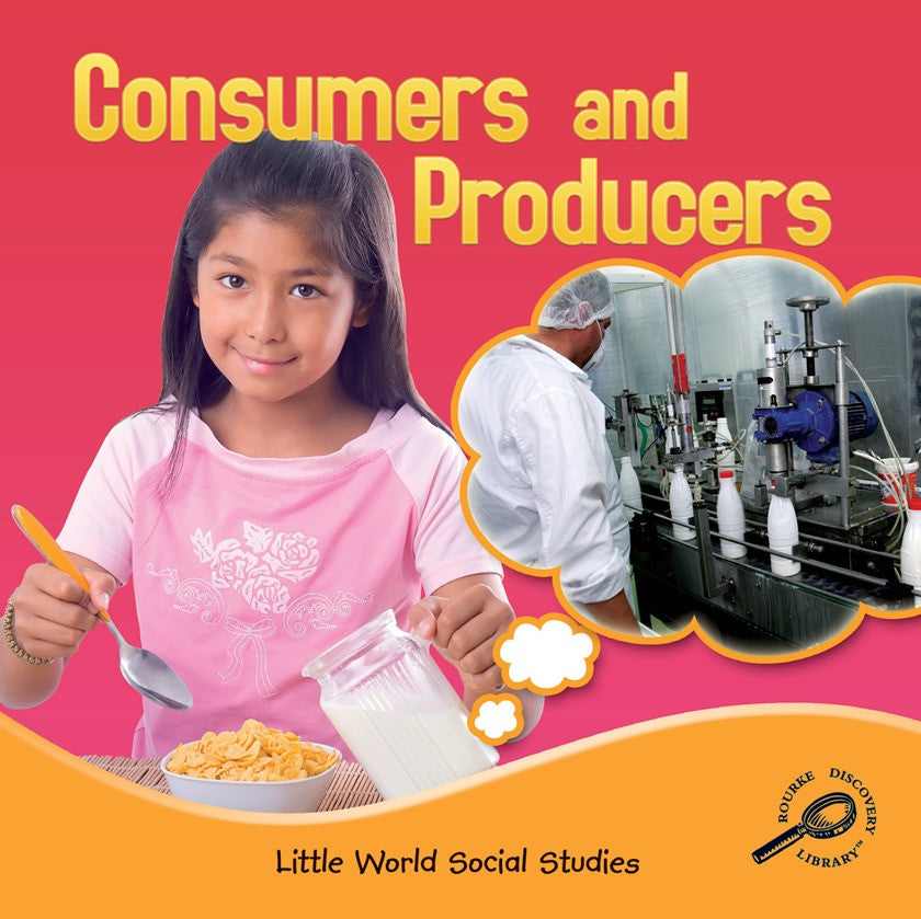 2012 - Consumers and Producers (eBook)