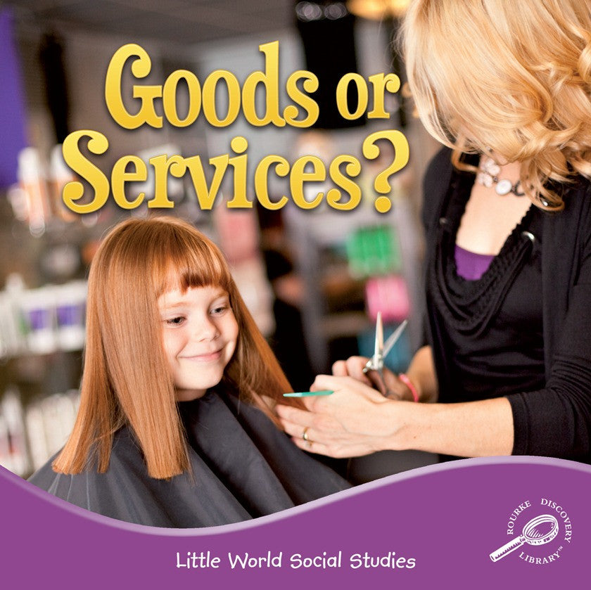 2012 - Goods Or Services? (Paperback)