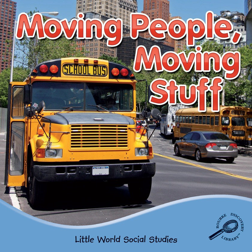 2012 - Moving People, Moving Stuff (Paperback)