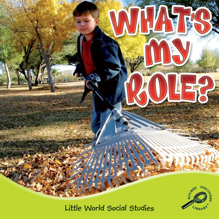 2012 - What's My Role? (Paperback)