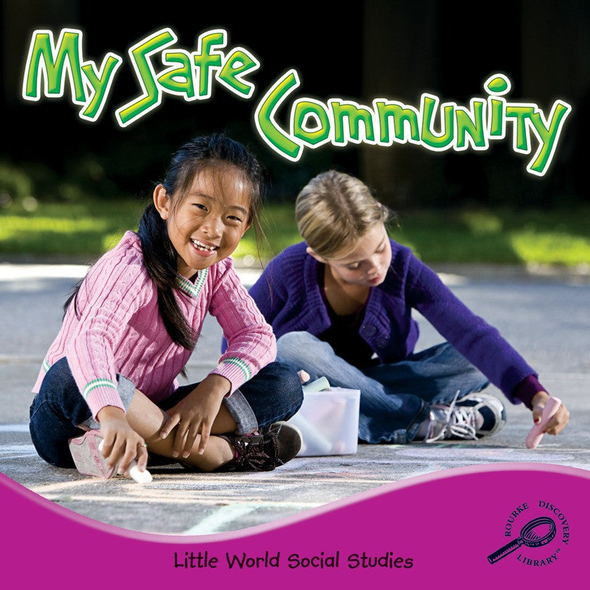 2012 - My Safe Community (Paperback)