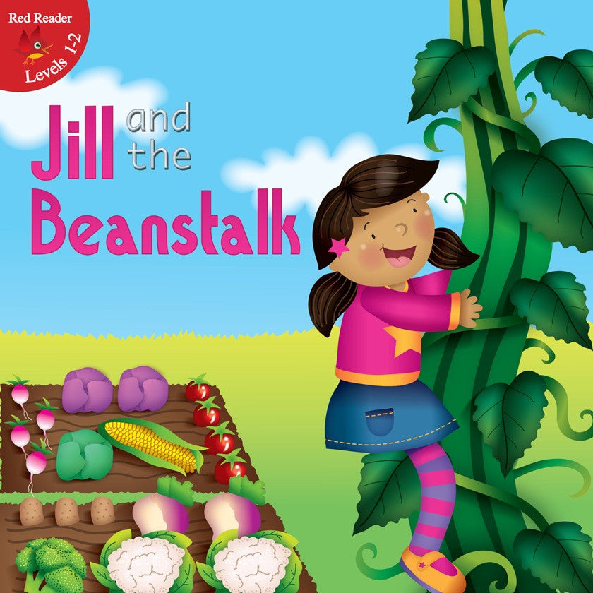 2012 - Jill and the Beanstalk (Paperback)