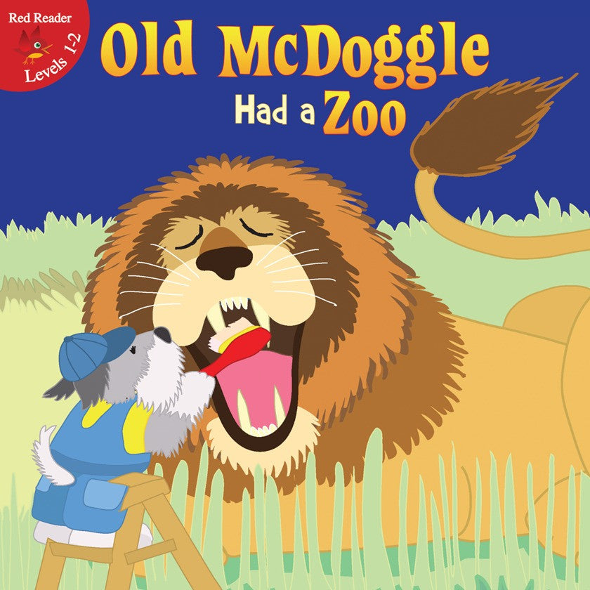 2012 - Old McDoggle Had a Zoo (eBook)