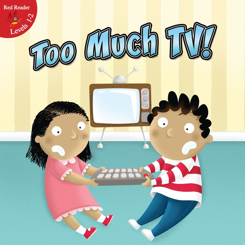 2012 - Too Much TV (eBook)