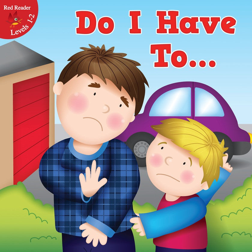 2012 - Do I Have To . . . (eBook)