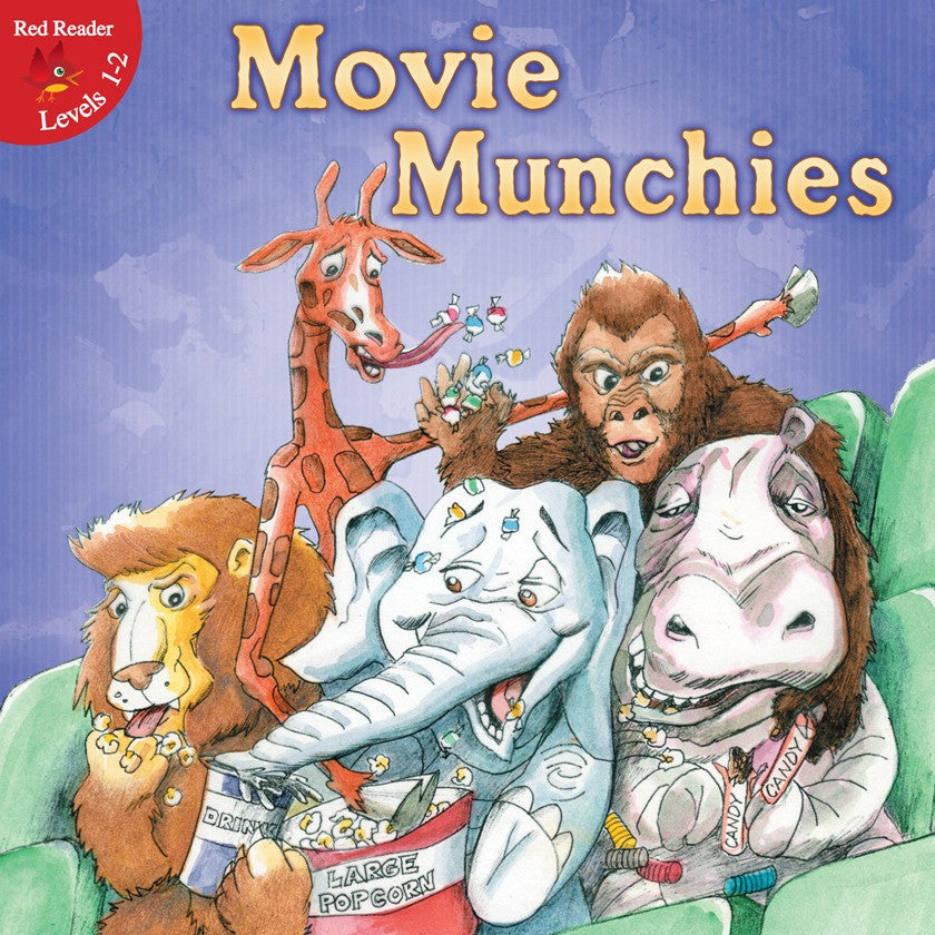 2012 - Movie Munchies (Hardback)