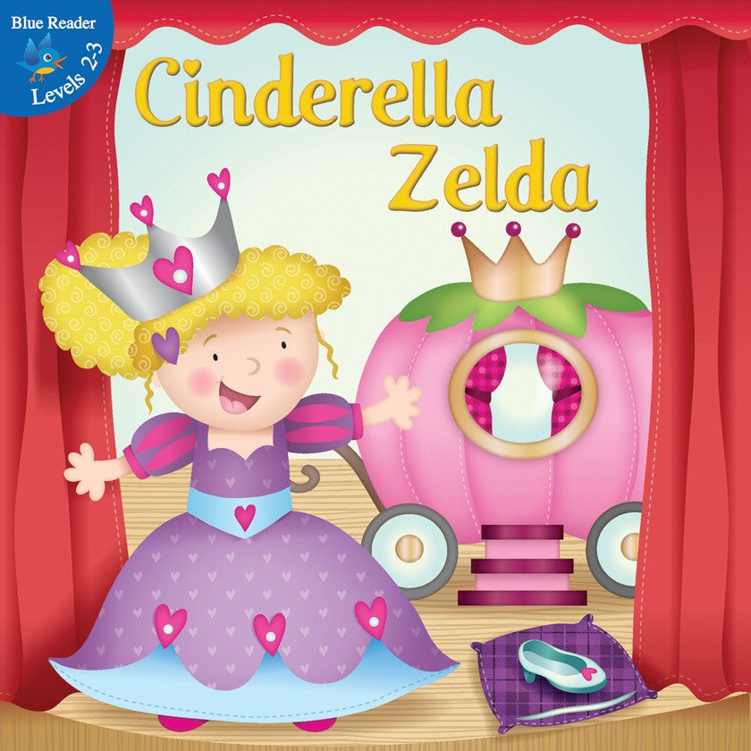 2012 - Cinderella Zelda (eBook)