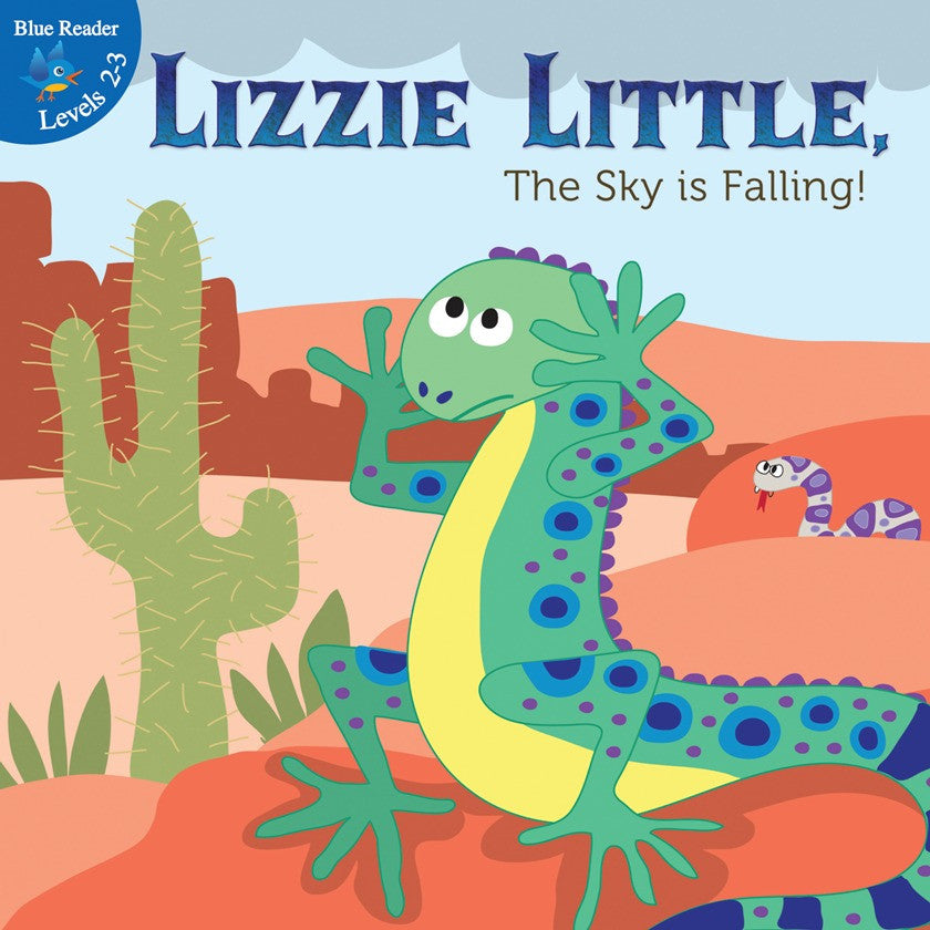 2012 - Lizzie Little, the Sky is Falling! (eBook)