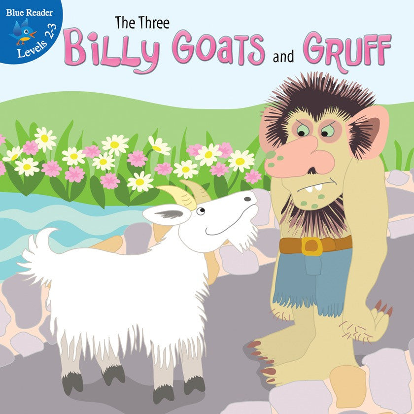 2012 - The Three Billy Goats and Gruff (Paperback)