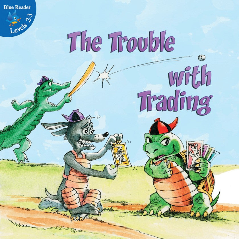 2012 - The Trouble With Trading (Paperback)