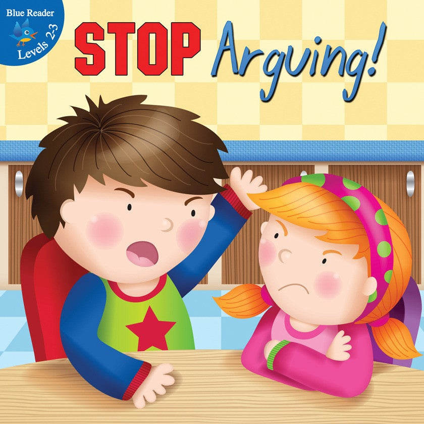 2012 - Stop Arguing! (Paperback)