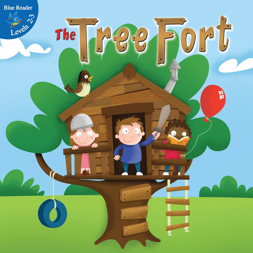 2012 - The Tree Fort (eBook)