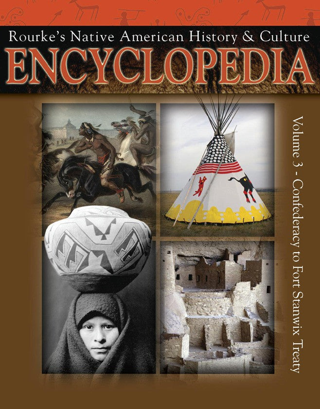 2009 - Native American Encyclopedia Confederacy To Fort Stanwix Treaty (eBook)
