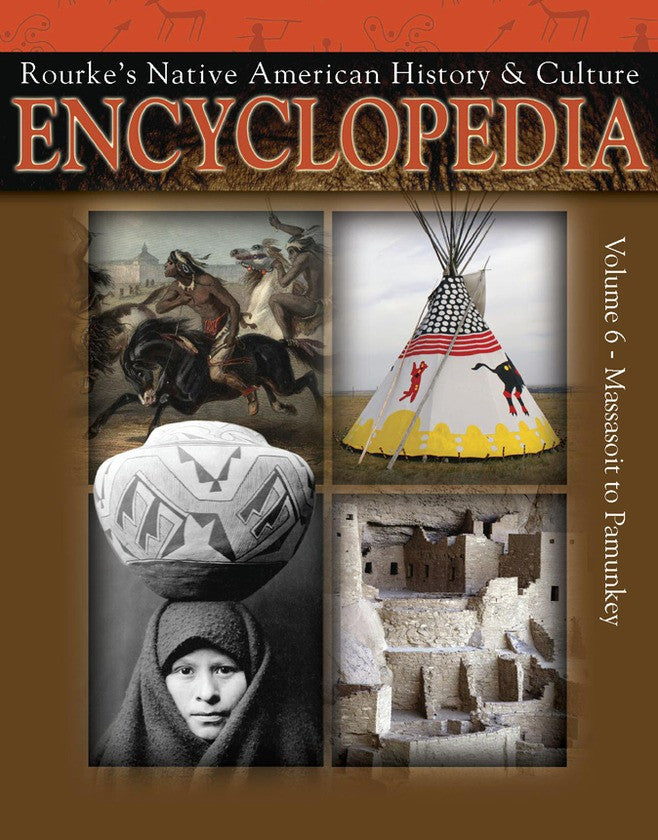 2009 - Native American Encyclopedia Massasoit To Pamunkey (eBook)