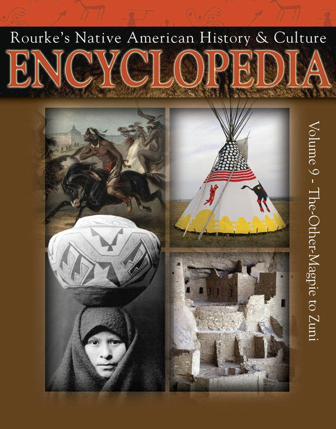 2009 - Native American Encyclopedia The-Other-Magpie To Zuni (eBook)