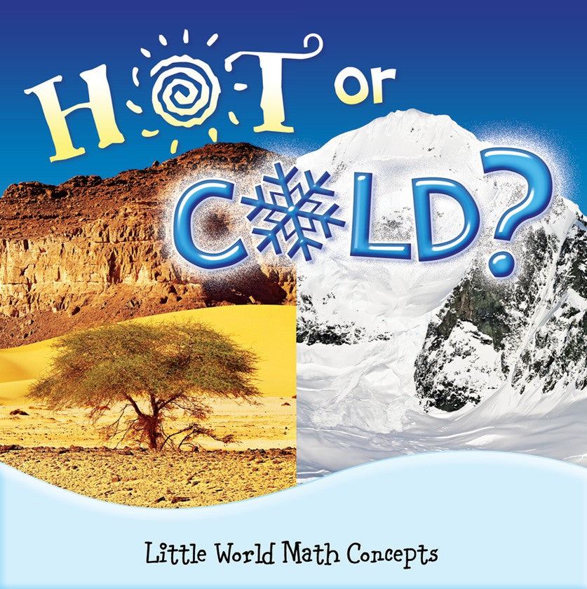 2013 - Hot Or Cold? (Paperback)