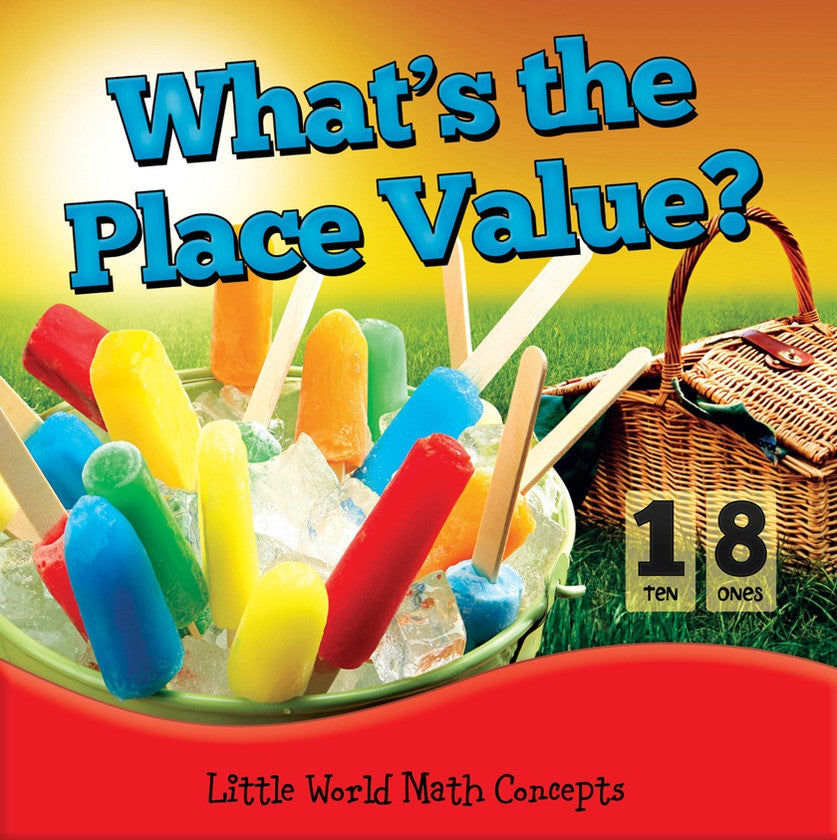 2013 - What's The Place Value? (eBook)